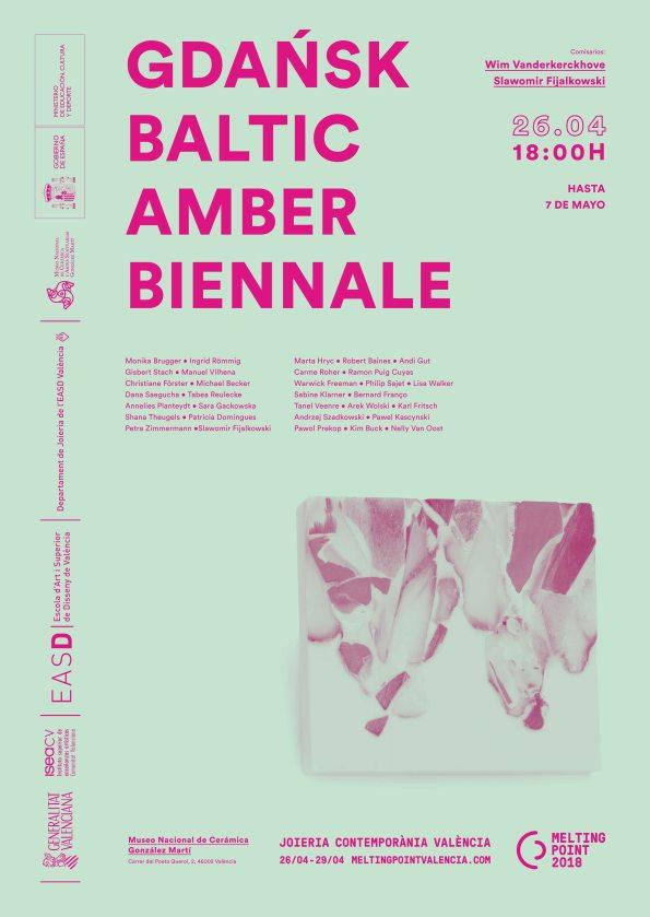 Cartel Gdańsk Baltic Amber Biennale V1